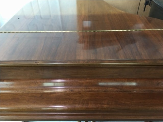 Steinway Chippendale Model M Parlor Grand Piano