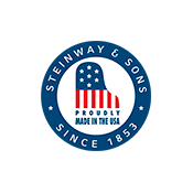 Steinway & Sons Proudly Made in the USA