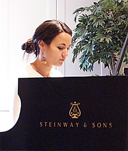 Steinway Recital Hall