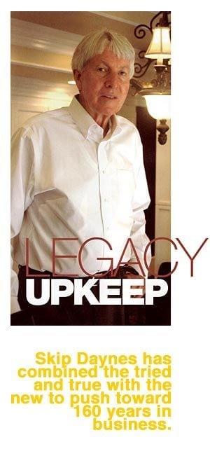 Legacy Upkeep