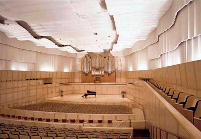 Libby Gardner Hall, University of Utah Music School
