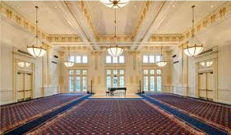 Thompson Chamber Hall, University of Utah Music School