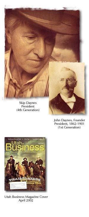 Skip Daynes, John Daynes