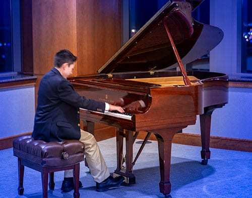 Conrad Flake (age 12) Division II: 3rd Place, Scherzo No. 2 Op. 31 by Chopin