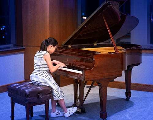 Megan Tandar (age 12) Division II: 1st place, Gavotte in E Major, transcribed by Rachmaninoff by J.S. Bach